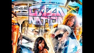 Vybz Kartel - Gaza Nation (Dancehall Mix 2016)