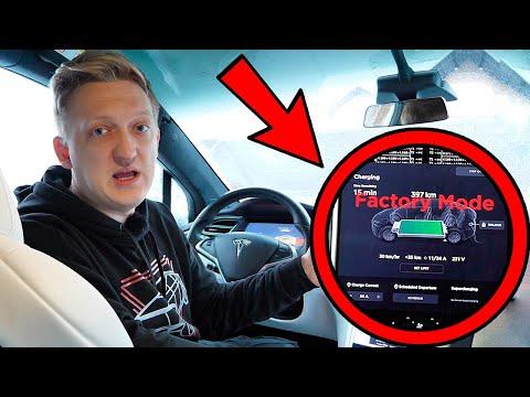 FACTORY MODE | Я взломал Теслу | Чип Тюнинг на Tesla Model X возможен!