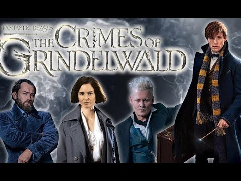 Fantastic Beasts: The Crimes of Grindelwald Full Movie 2019 | Promotional Event