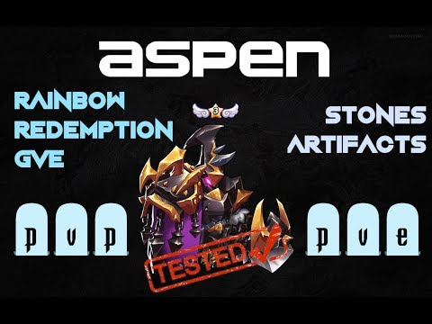 Idle Heroes : Aspen E3 Endgame Review Part 1 PVP & PVE