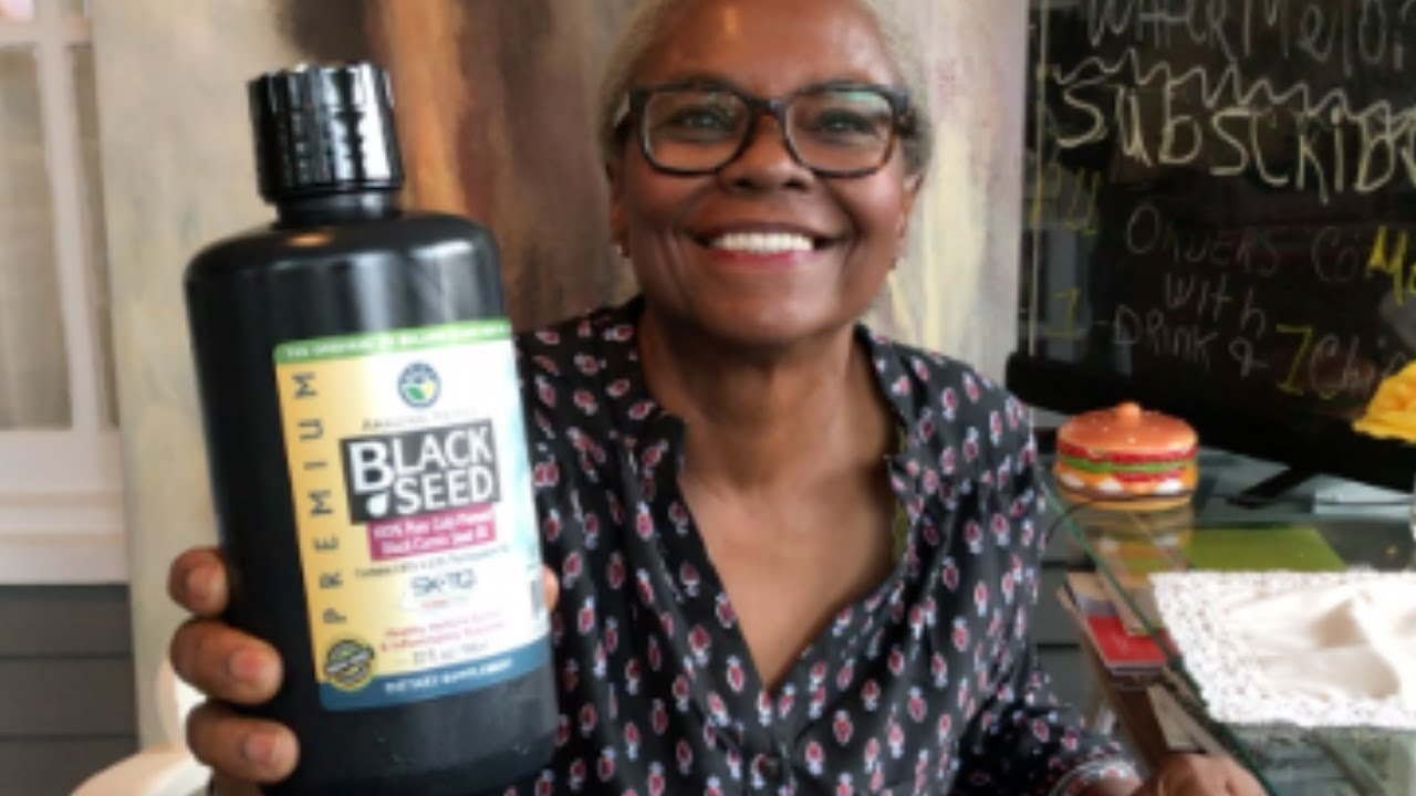 BLACK SEED OIL !! +MY 5 DAY RESULTS + BENEFITS