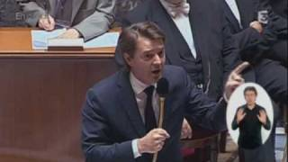 Intervention François Baroin à l