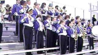 Stephen Decatur Marching Band 9 11 09 We Will Rock You