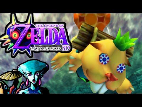 The Legend of Zelda Majora's Mask 3DS Gameplay Walkthrough Great Bay Beaver Races! PART 21 Nintendo
