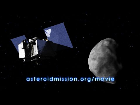 asteroid 1999 rq36 pyramid - photo #7