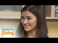 magandang buhay liza on entering a relationship