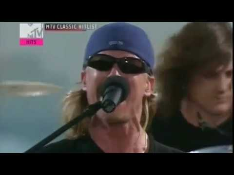 Puddle Of Mudd  Blurry   Spring Break 2002  HDWidescreen MTVLA Version