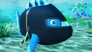 NINJA FISH! - Fisherones Gameplay Part 1 | Pungence