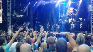 Volbeat - Live Bergen 2016 - For Evigt