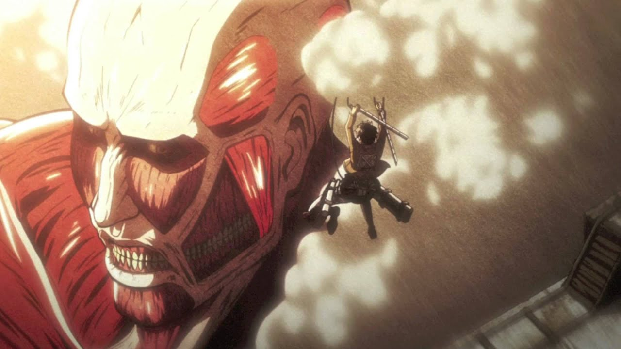 Attack On Titan First Opening Full Song