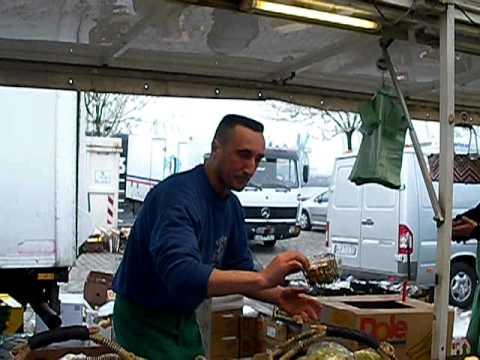 Hamburg Fischmarkt Obstman