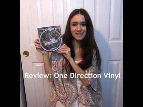 Review/ First Impression: One Direction Vinyl