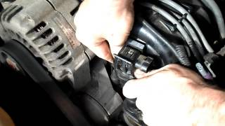 How to replace a PCV valve on a GM 3.8L V-6