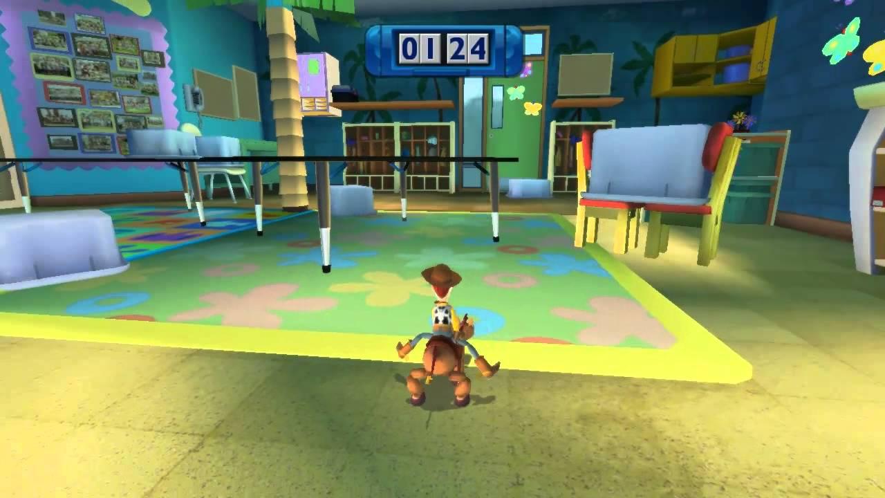 Toy Story Games Gratis : Guia toy story el videojuego pc modo historia mision