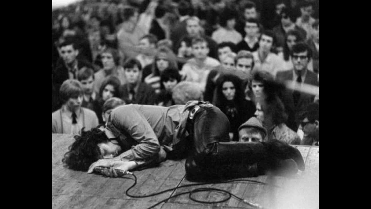 sc 1 st  YouTube & Jim Morrison u0026 the Doors - A Feast of Friends - YouTube pezcame.com