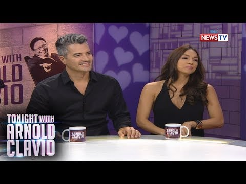 Tonight with Arnold Clavio: Aubrey Miles and Troy Montero, may ire-reveal ngayong Miyerkules!