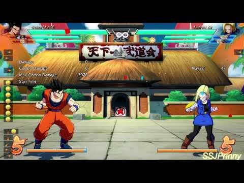 """[DBFZ] Lesson """"#1 / 356""""  -  ( ''2H''-'' ) -;'How to beat Superdash''"""