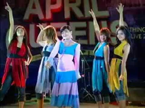 06 April Queen 1 - Myanmar Thingyan Songs