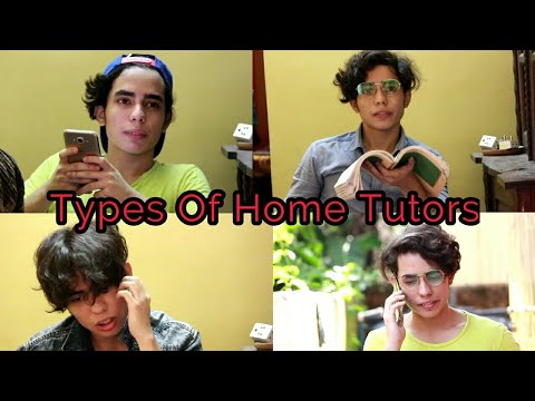 Types Of Home Tutors | RohaNation