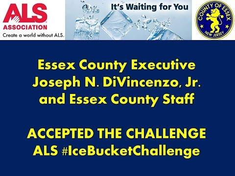 Essex County ALS Ice Bucket Challenge