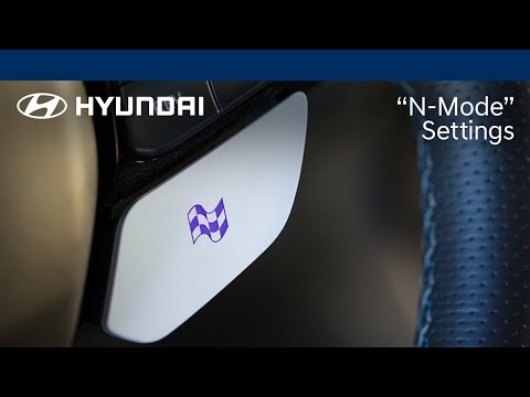 How To Use N Mode | Veloster N | Hyundai