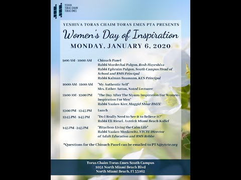 Women's Day of Inspiration