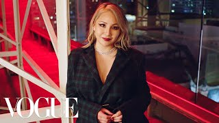73 questions with cl vogue