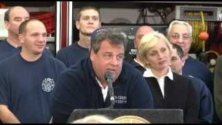 Governor Christie: Don