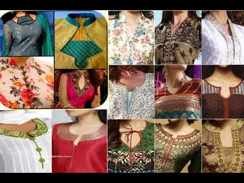 Neck Designs For Salwar Suit Designer Neck For Suit And Kurti Youtube