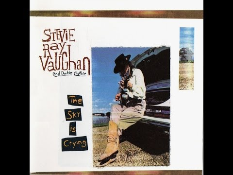 Stevie Ray Vaughan - The Sky Is Crying [Full Album] Liner notebook [HQ 360 vbr]