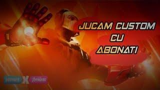 *LIVE FORTNITE ROMANIA* JUCAM END GAME-URI CU ABONATII |#131|