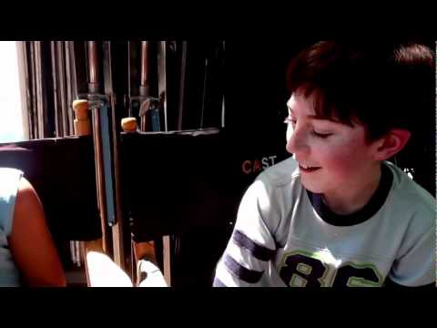 Brecken Lawrence Interviews Mason Cook, Actor on #CriminalMinds