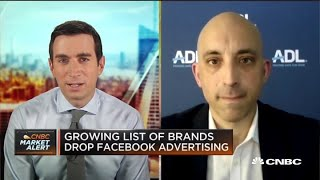 Anti-defamation League Ceo On More Companies Joining Facebook Ad Boycott