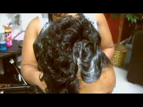 Finished Quick Weave By Tanisha @ Essential Designs - YouTube