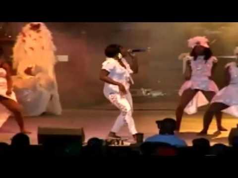 Jashan Hughes   Wuck, Live! Antigua Carnival 2011