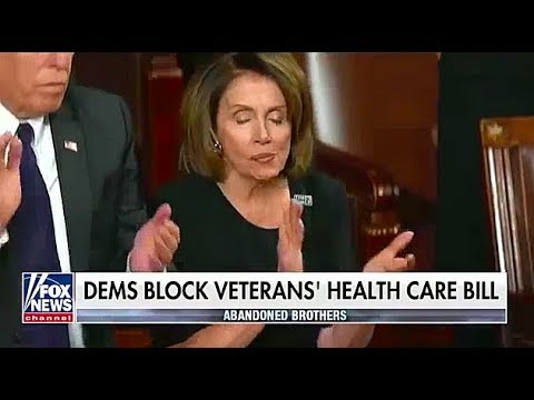 THE PATRIOT-WELCOME: DEMOCRATS JUST BLOCKED THE VETERAN
