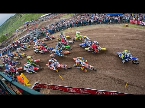 2014 Toyota Thunder Valley National Race Highlights