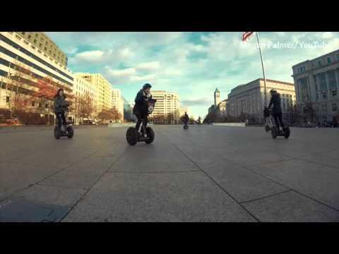 D.C. Tour Guide Fights City Regulations