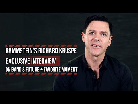Richard Kruspe Talks Rammstein Future + Most Memorable Band Moment