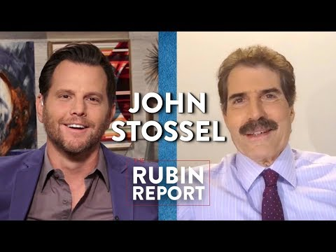 John Stossel and Dave Rubin: Personal Freedom and the Role of Government (Full Interview)