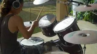 """Elder Misanthropy""-Drum cover by brake851"