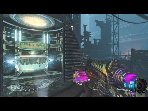 Black Ops 3 Zombies: The Giant Round 1-30 Flawless! (Call of Duty BO3 Zombies)