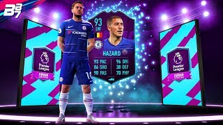 PLAYER OF THE MONTH HAZARD 93! (SBC) | FIFA 19 ULTIMATE TEAM