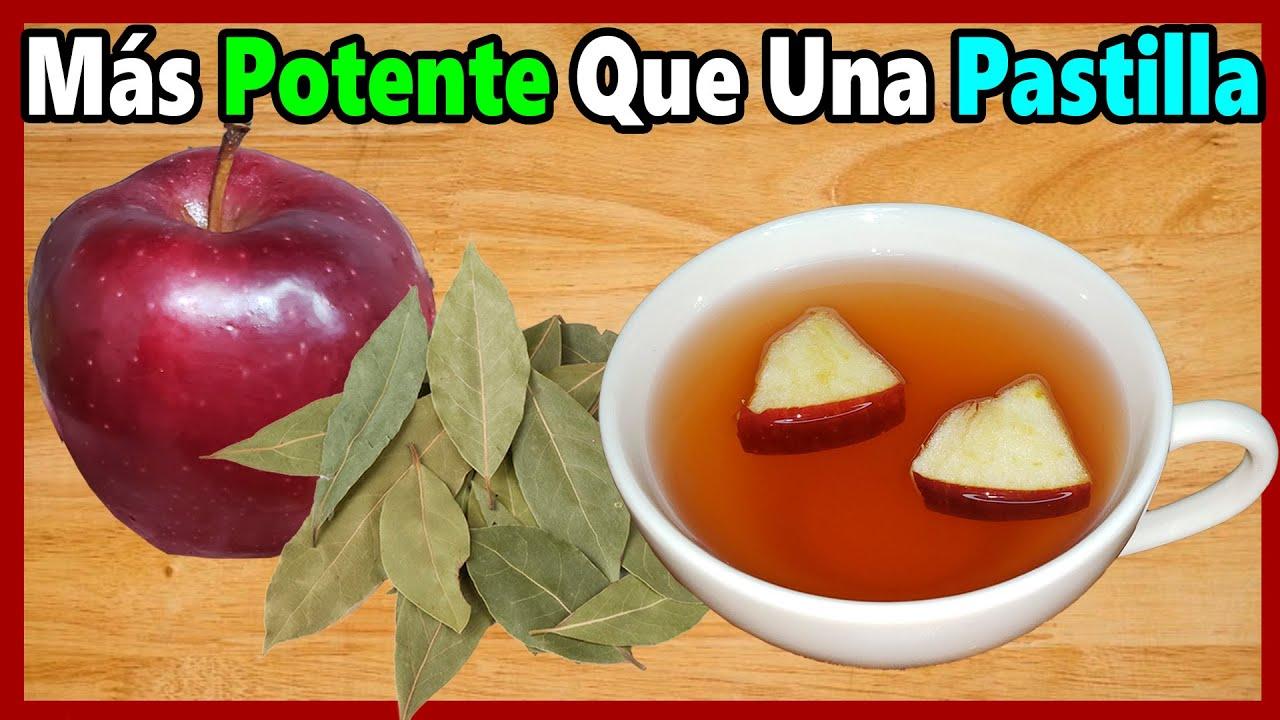 Mezcla Manzana con Hojas de Laurel y me lo vas Agradecer