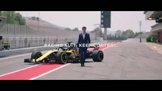 Daniel Hechter Racing Suit X Renault Formula One Team