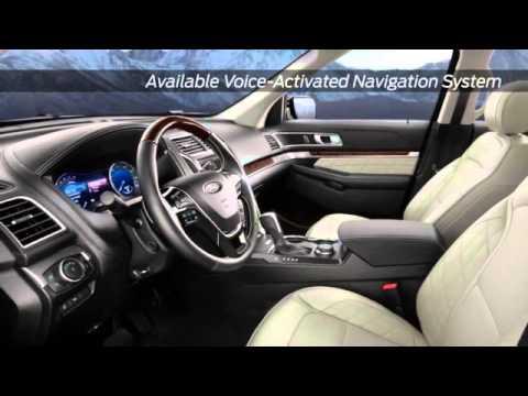 Galpin Ford San Fernando Valley >> New 2016 Ford Explorer Galpin Ford Motors Los Angeles San Fernando Valley CA - YouTube
