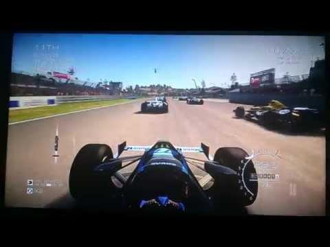 GRID: Autosport INDY CAR Portimão [HD]