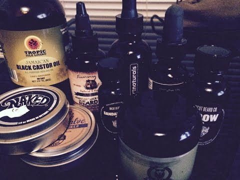 Beard Balms, Oils & Waxes | Discussing the Differences and How To Use Them