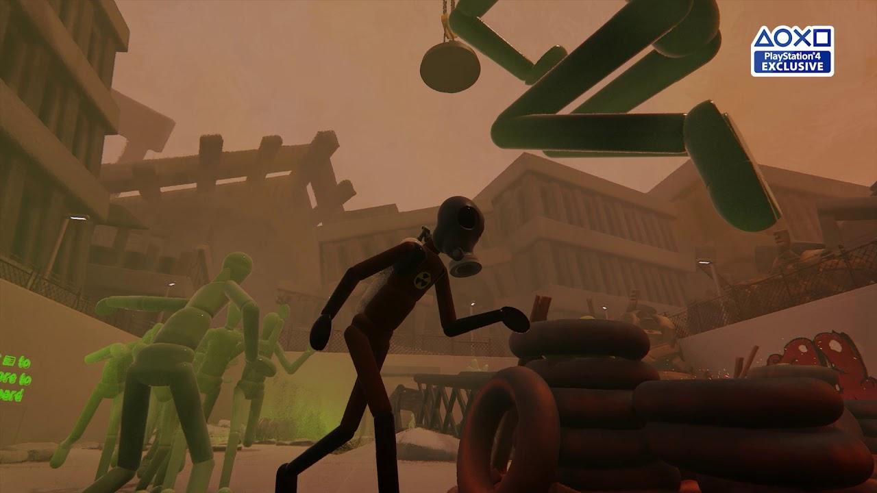 PS4《Dreams Universe》媒體一致好評