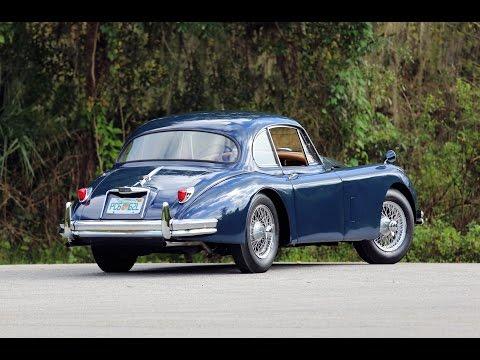 1959 Jaguar XK150 FHC  Exterior Walk Around, Flaws and All!